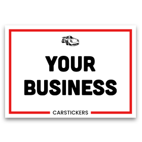 Custom Stickers for Businesses