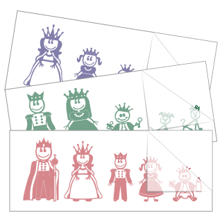 Royal Family Stickers and Decals