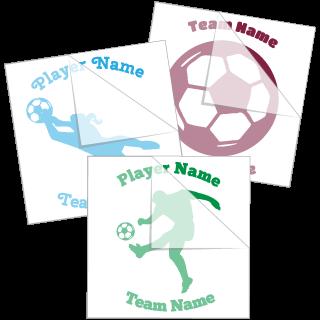 Soccer Fundraiser Stickers