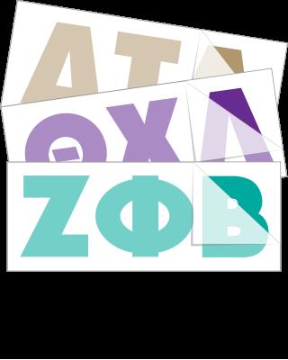 Brannt Greek Letters Font