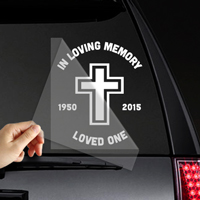In-Loving Memory Stickers