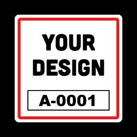 Custom Parking Permits