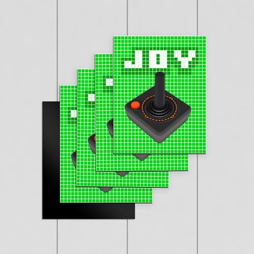 Joystick Magnets