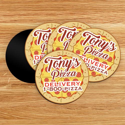 Tony's Pizza Magnets