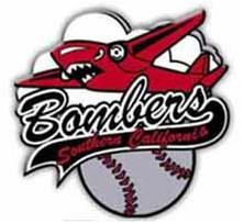 Southern California Bombers Logo Original