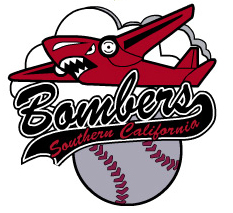 Southern California Bombers Logo Vectorized