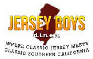 Jersey Boys Diner Logo Original