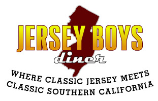 Jersey Boys Diner Logo Vectorized