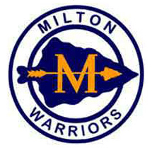Milton Warriors Logo Original